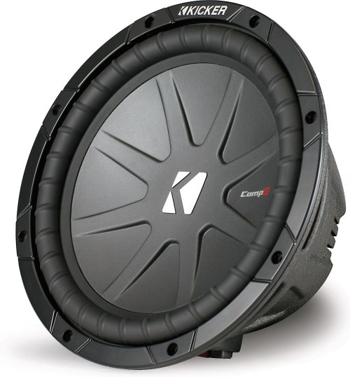 small resolution of kicker 40cwr102 compr series 10 subwoofer with dual 2 ohm voice coils at crutchfield com