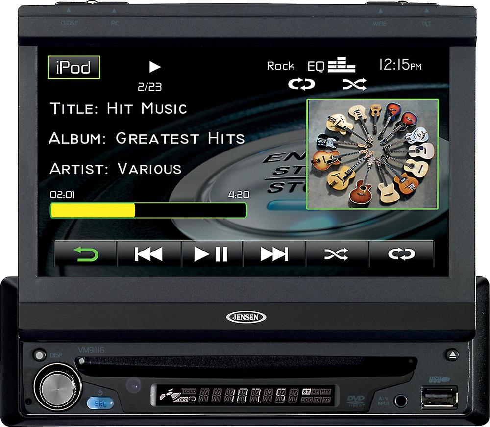 medium resolution of  jensen vm9116 dvd receiver at crutchfield com on jensen car stereo remote control jensen jensen wire harness