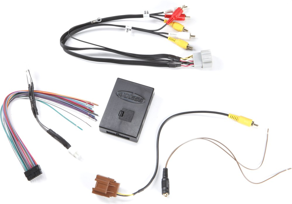 medium resolution of axxess gmos 100 gm factory integration adapter connect a new stereo and retain onstar bluetooth factory amp warning chimes and steering wheel controls