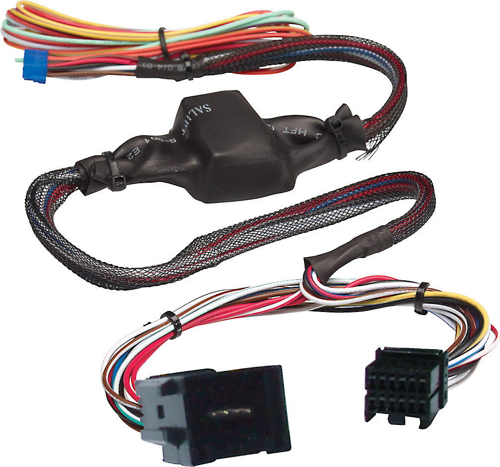 hight resolution of xpresskit chthd1 interface harness allows you to connect the db all module in select 2008 up chrysler dodge jeep and vw vehicles at crutchfield com