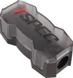 t spec v12 anl fuse holder 1 0 gauge anl fuse holder at crutchfield com [ 1000 x 1046 Pixel ]
