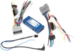 PAC RP4CH11 Wiring Interface Connect a new car stereo and retain factory steering wheel audio