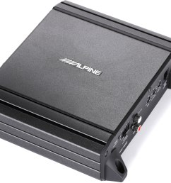 alpine mrv m250 mono subwoofer amplifier 250 watts rms x 1 at 2 ohms at crutchfield [ 4002 x 3159 Pixel ]