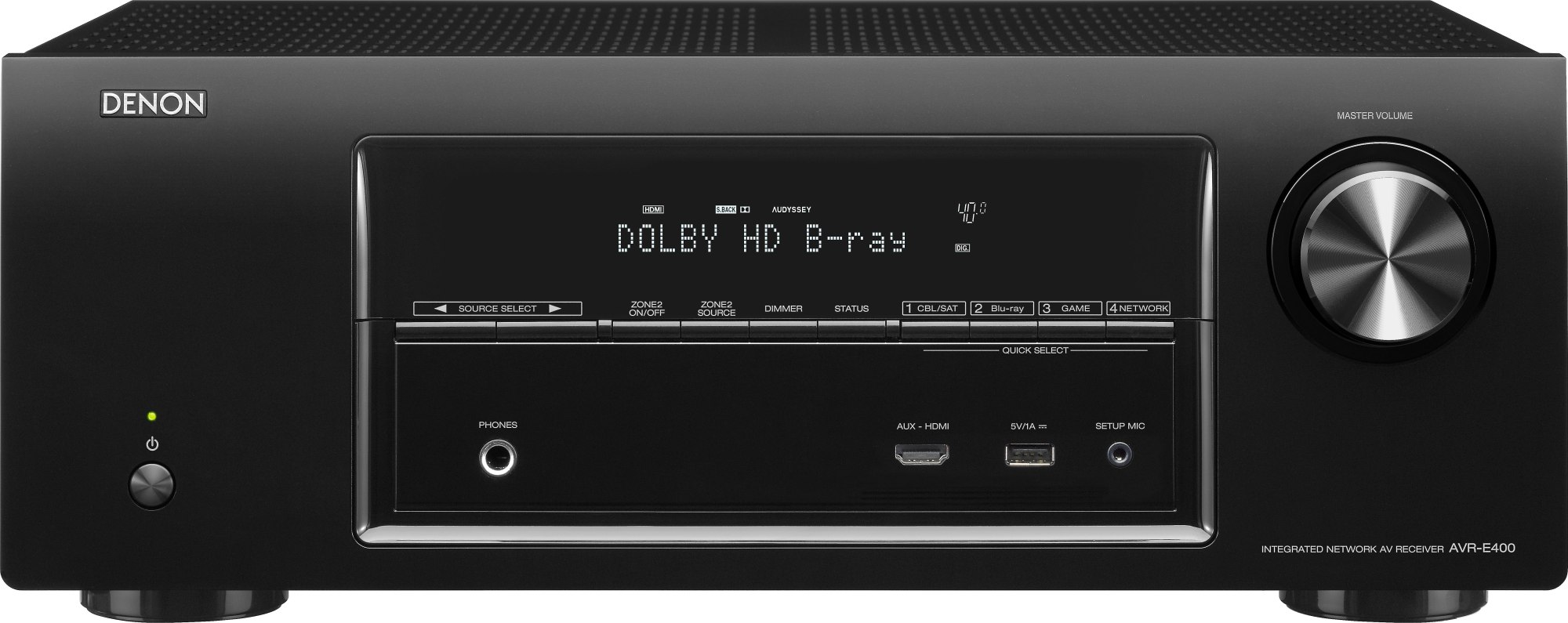 hight resolution of denon avr e400 7 1 channel home theater receiver with apple airplay at crutchfield com