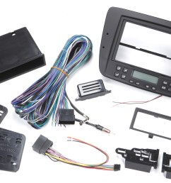 metra 99 5719 dash and wiring kit install and connect a new single din or double din car stereo in a 2004 07 ford taurus or 2004 05 mercury sable at  [ 4337 x 3011 Pixel ]