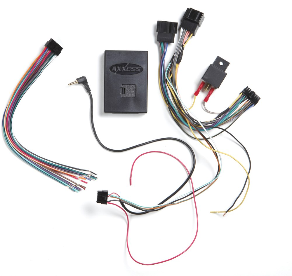 medium resolution of axxess gmos lan 04 wiring interface connect a new car stereo and retain onstar safety warning chimes and factory amplifier in select 2006 up gm vehicles