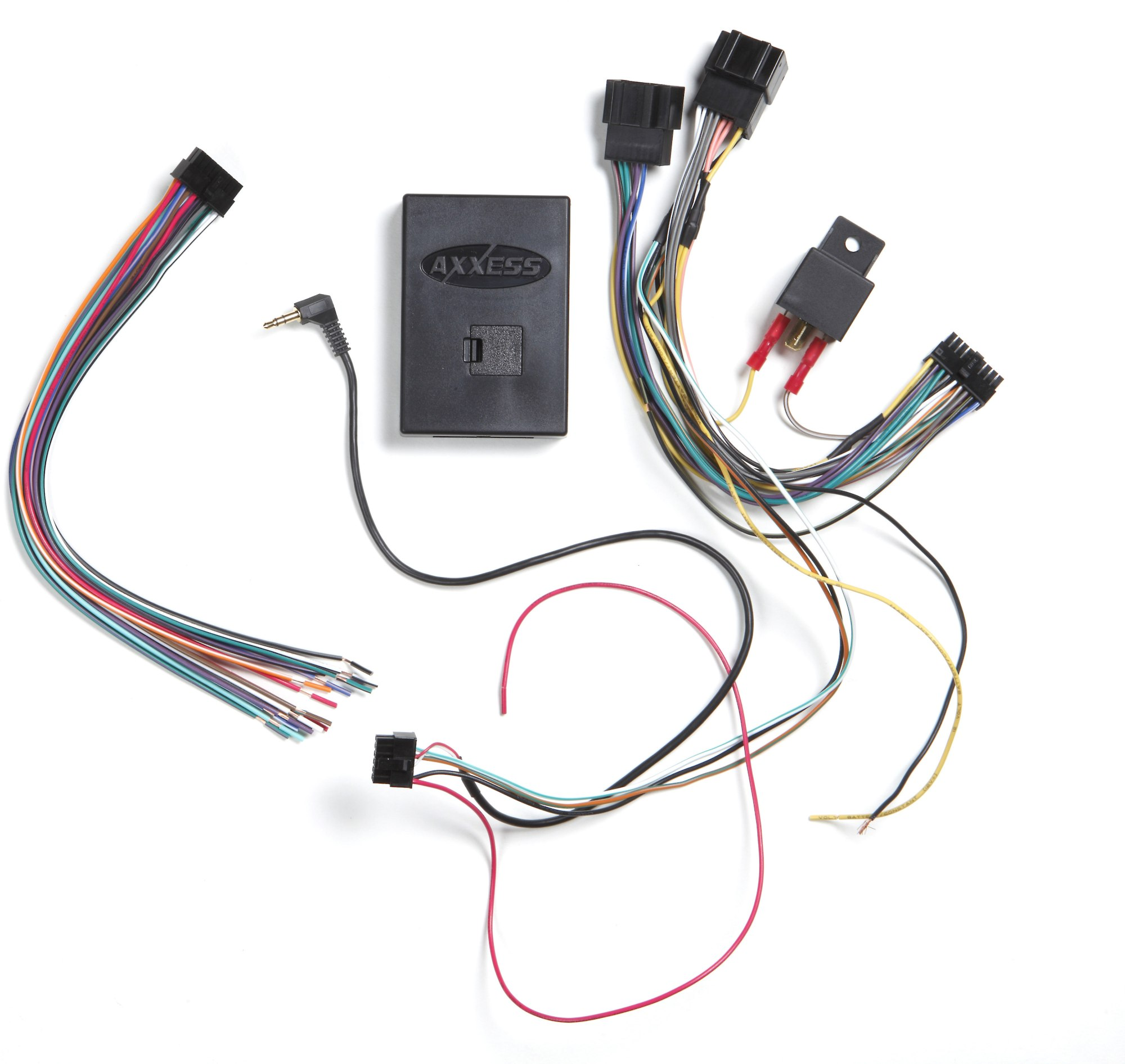 hight resolution of axxess gmos lan 04 wiring interface connect a new car stereo and retain onstar safety warning chimes and factory amplifier in select 2006 up gm vehicles