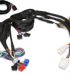 xpresskit thniss3 interface harness allows you to connect the dball2 module in select 2006 up nissan and infiniti vehicles at crutchfield com [ 1404 x 780 Pixel ]