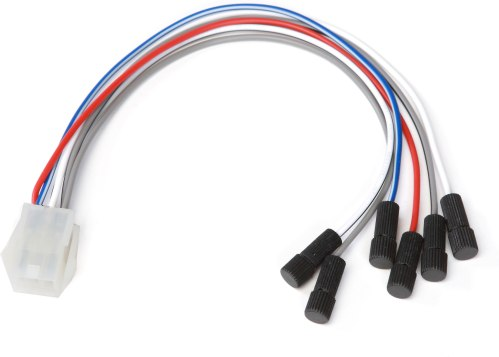 small resolution of bazooka f a s t 9999 universal connection harness for powered bass bazooka bta850fh model wire harness