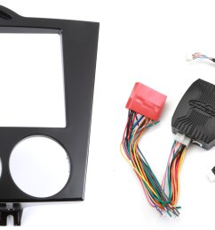 metra 95 7510 dash and wiring kit gloss black install and connect a new double din car stereo in a 2004 08 mazda rx 8 at crutchfield [ 5149 x 2258 Pixel ]