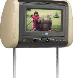 audiovox avxmtghr1d 7 universal headrest video monitor with built in dvd player at crutchfield com [ 1596 x 1844 Pixel ]