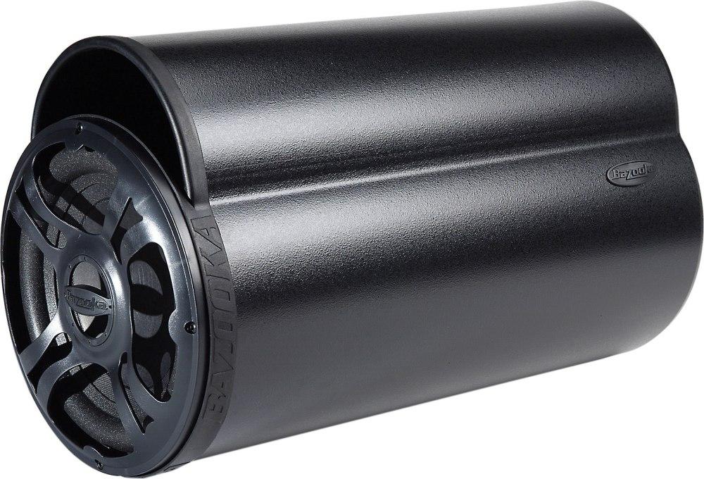 medium resolution of bazooka bta10100 bt series 100 watt powered 10 bass tube at crutchfield