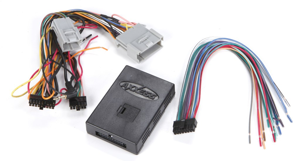 medium resolution of metra gmos 04 wiring interface connect a new car stereo and retain onstar the audible safety warnings and chimes and the bose audio system in select gm