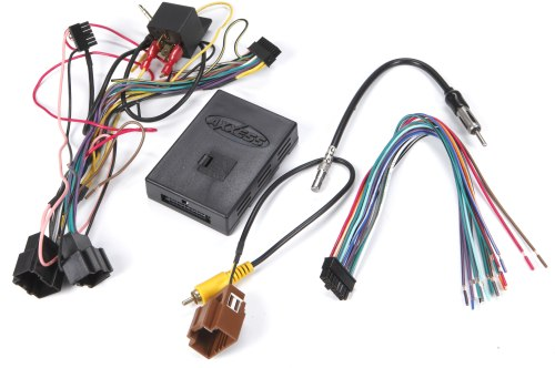 small resolution of axxess gmos lan 02 wiring interface connect a new car stereo and retain factory amp onstar bluetooth backup cam and warning chimes in select 2006 up gm