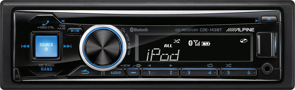 gm radio cal err 2002 pt cruiser wiring diagram alpine cde 143bt cd receiver at crutchfield com
