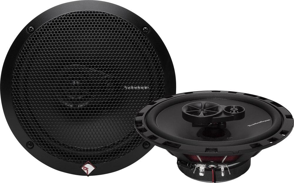 medium resolution of rockford fosgate r165x3 prime series 6 1 2 3 way car speakers at crutchfield com