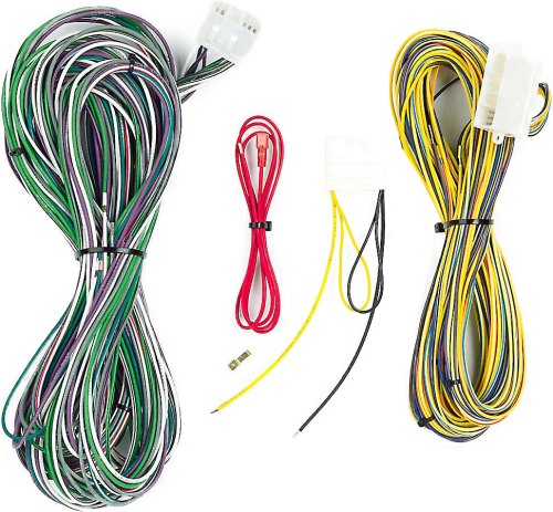 small resolution of metra 70 6504 amp bypass harness allows you to install a new car stereo and bypass the factory amplifier in select jeep chrysler and dodge vehicles at