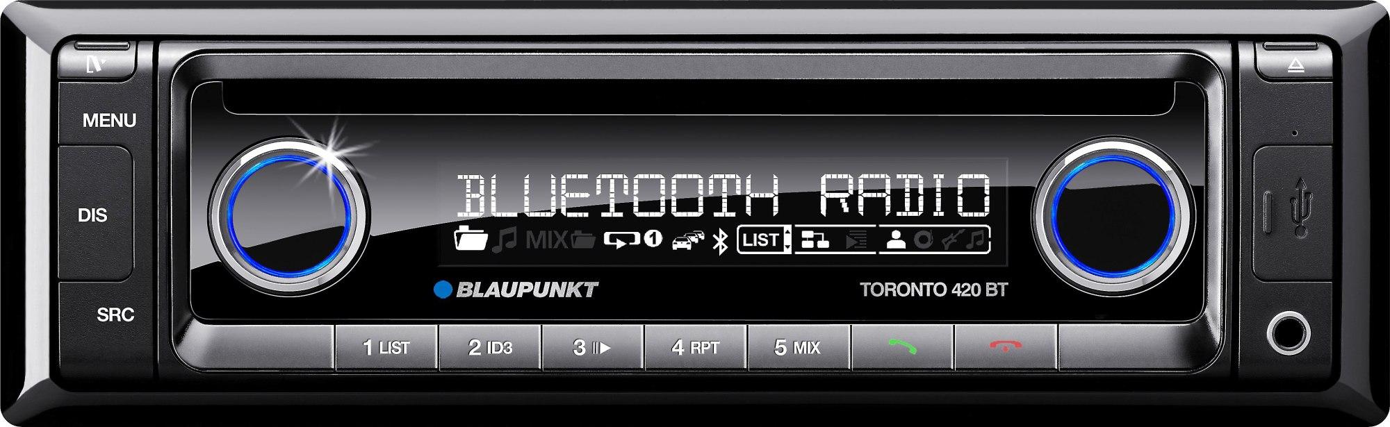 hight resolution of blaupunkt toronto 420 bt cd receiver at crutchfield com blaupunkt 420 bt wiring diagram