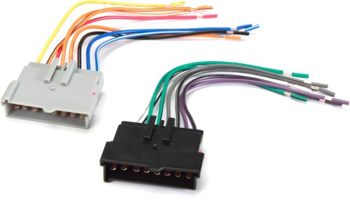 small resolution of metra 70 1770 receiver wire harness connect a new car stereo in select 1986 2006 ford and other vehicles at crutchfield