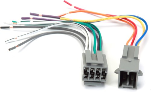 small resolution of metra 70 1772 receiver wire harness connect a new car stereo in select 1982 88 ford lincoln and mercury vehicles with square plugs at crutchfield com