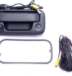 crux cfd 03f rear view camera backup camera for select 2004 up ford trucks at crutchfield com [ 1000 x 858 Pixel ]