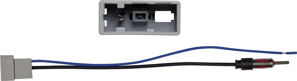 medium resolution of metra 40 ni12 antenna adapter works with select 2007 up infiniti suzuki and nissan vehicles motorola male to factory oem antenna female at crutchfield
