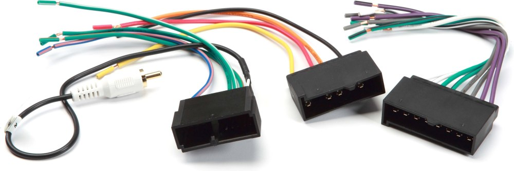 medium resolution of metra 70 1777 receiver wiring harness connect a new car stereo in select 2002 04 ford focus vehicles at crutchfield