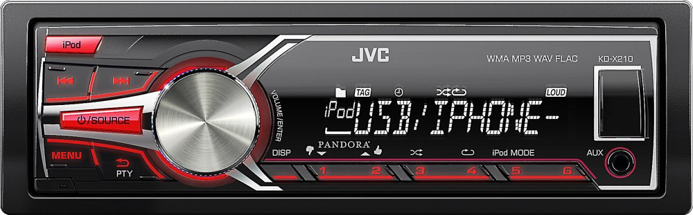 medium resolution of jvc kd dv9406 array jvc kd x210 digital media receiver at crutchfield com rh crutchfield com array jvc manual