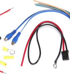 sas bazooka rsa hp awk amp wiring kit replacement wiring kit for rs series amplified bazooka tubes enclosures at crutchfield com [ 4474 x 3057 Pixel ]