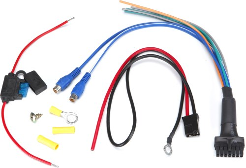 small resolution of sas bazooka rsa hp awk amp wiring kit replacement wiring kit for rs series amplified bazooka tubes enclosures at crutchfield com