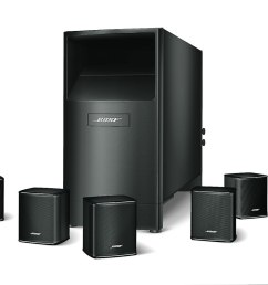 bose acoustimass 6 series v home theater speaker system at crutchfield com [ 1000 x 840 Pixel ]