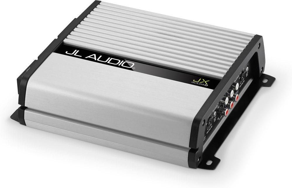 medium resolution of jl audio jx400 4d 4 channel car amplifier 70 watts rms x 4 at crutchfield