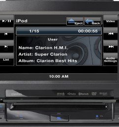 clarion vz401 dvd receiver at crutchfield comwiring diagram vz401 manual 8 [ 3432 x 3121 Pixel ]