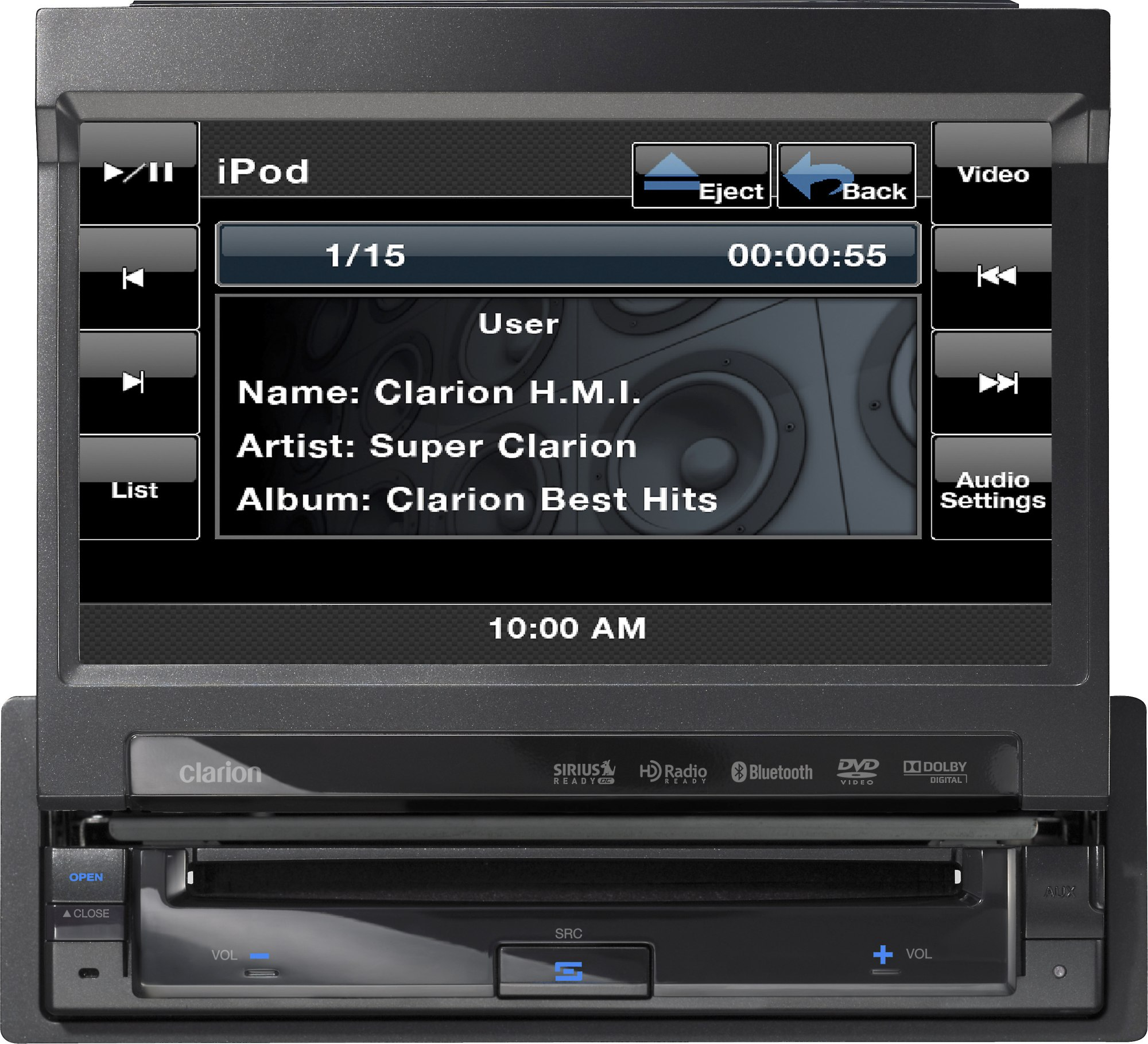hight resolution of clarion vz401 dvd receiver at crutchfield comwiring diagram vz401 manual 8