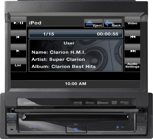 small resolution of clarion vz401 dvd receiver at crutchfield comwiring diagram vz401 manual 8