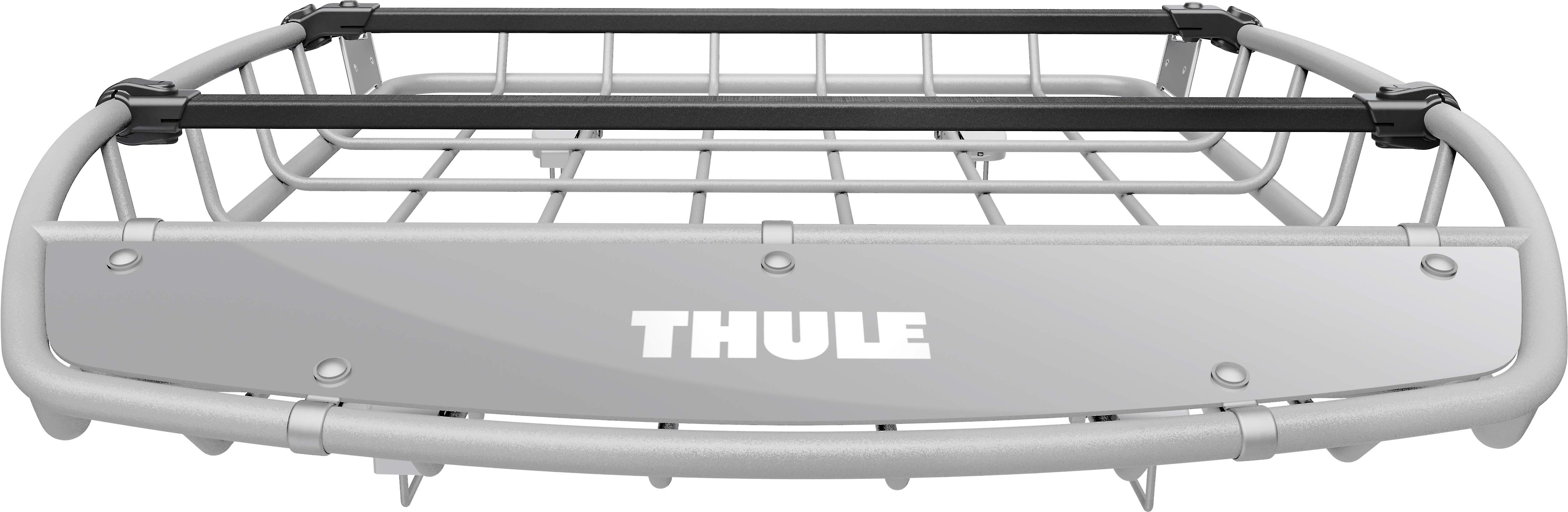 thule 8592 crossbars for a thule canyon