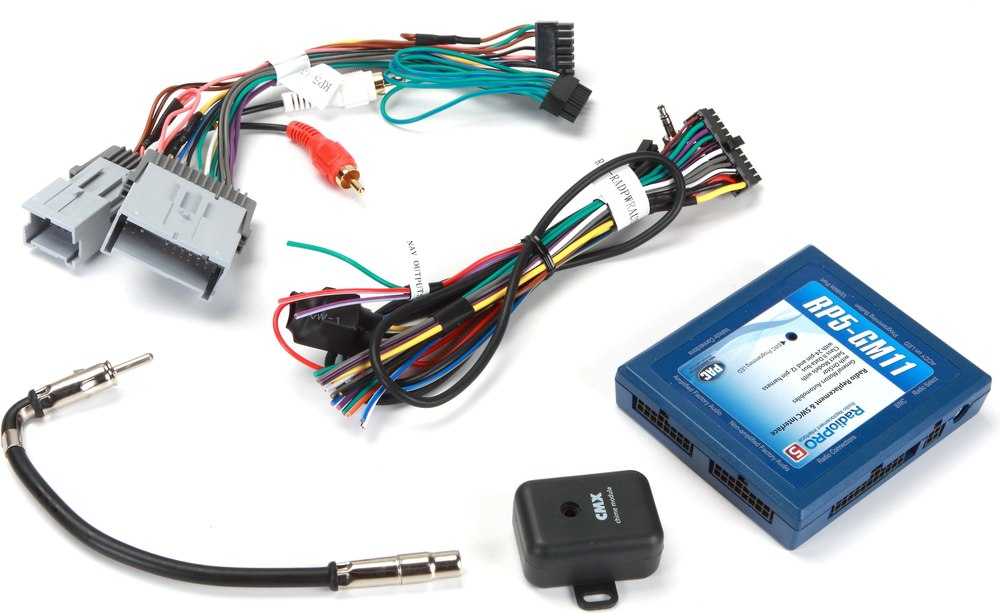2005 Corvette Radio Wiring Diagram Pac Rp5 Gm11 Wiring Interface Connect A New Car Stereo And