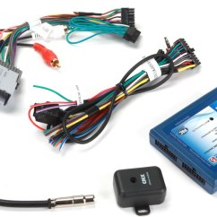 2000 Chevy Silverado Factory Radio Wiring Diagram 2006 Subaru Impreza Stereo Pac Rp5-gm11 Interface Connect A New Car And Retain Onstar®, Amp, ...
