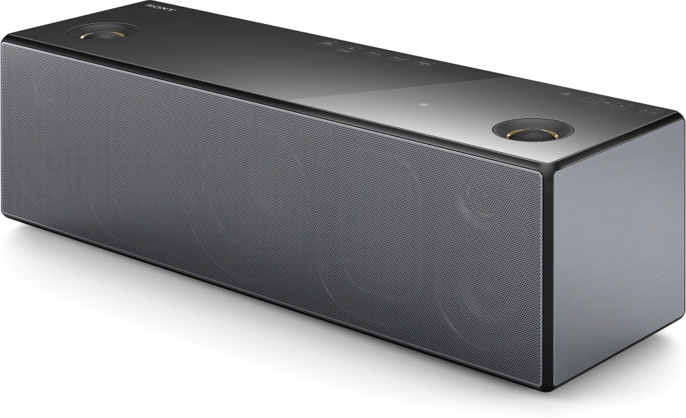 medium resolution of sony srs x99 bluetooth and wi fi powered speaker with high res playback at crutchfield