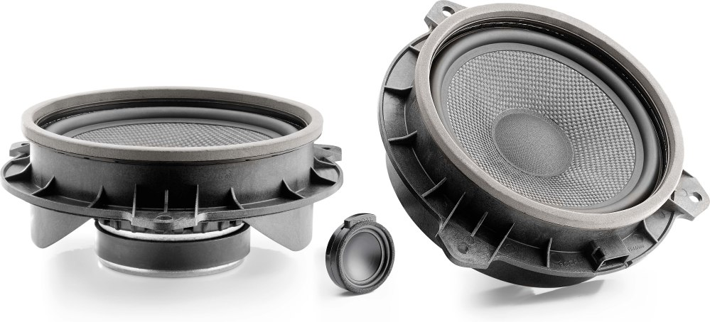 medium resolution of focal is 165toy 6 1 2 component speaker system designed to fit select toyotas at crutchfield
