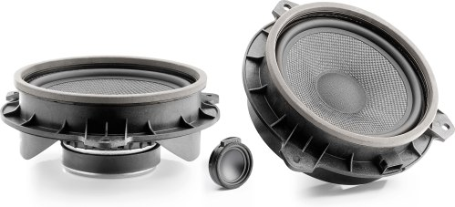 small resolution of focal is 165toy 6 1 2 component speaker system designed to fit select toyotas at crutchfield