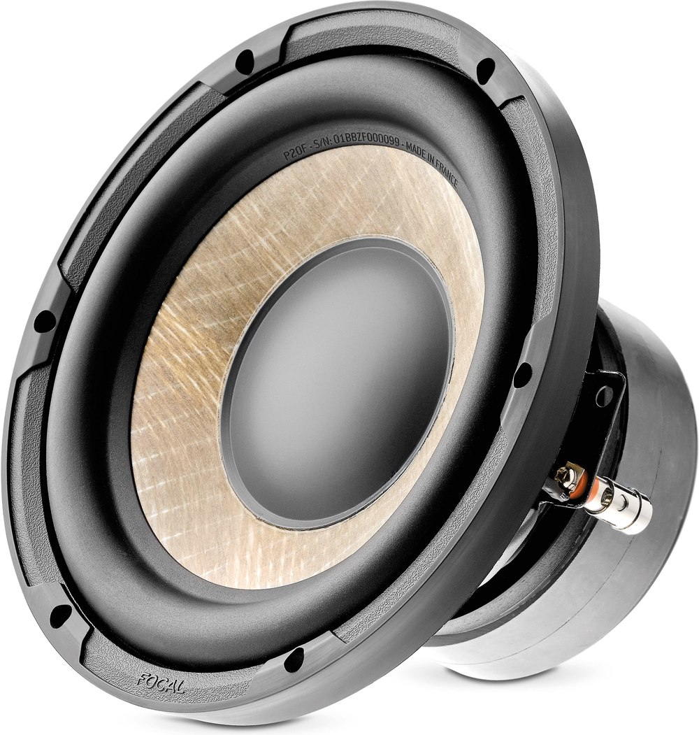 hight resolution of focal performance sub p 20f 8 4 ohm component subwoofer at crutchfield com