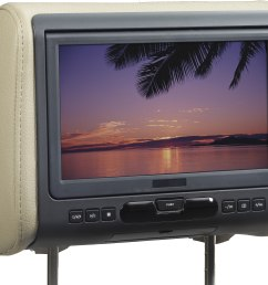 audiovox avxmtghr9hd 9 universal headrest hd video monitor with built in dvd player and hdmi input at crutchfield com [ 3634 x 2924 Pixel ]