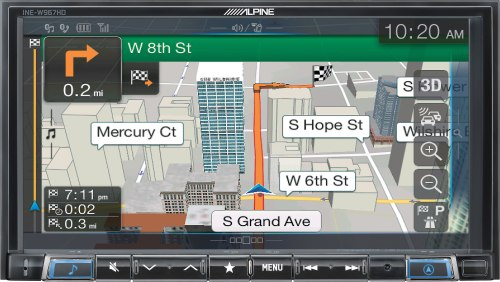 small resolution of  alpine ine w967hd digital media navigation receiver does not play on alpine car alarm alpine navigation wiring diagram