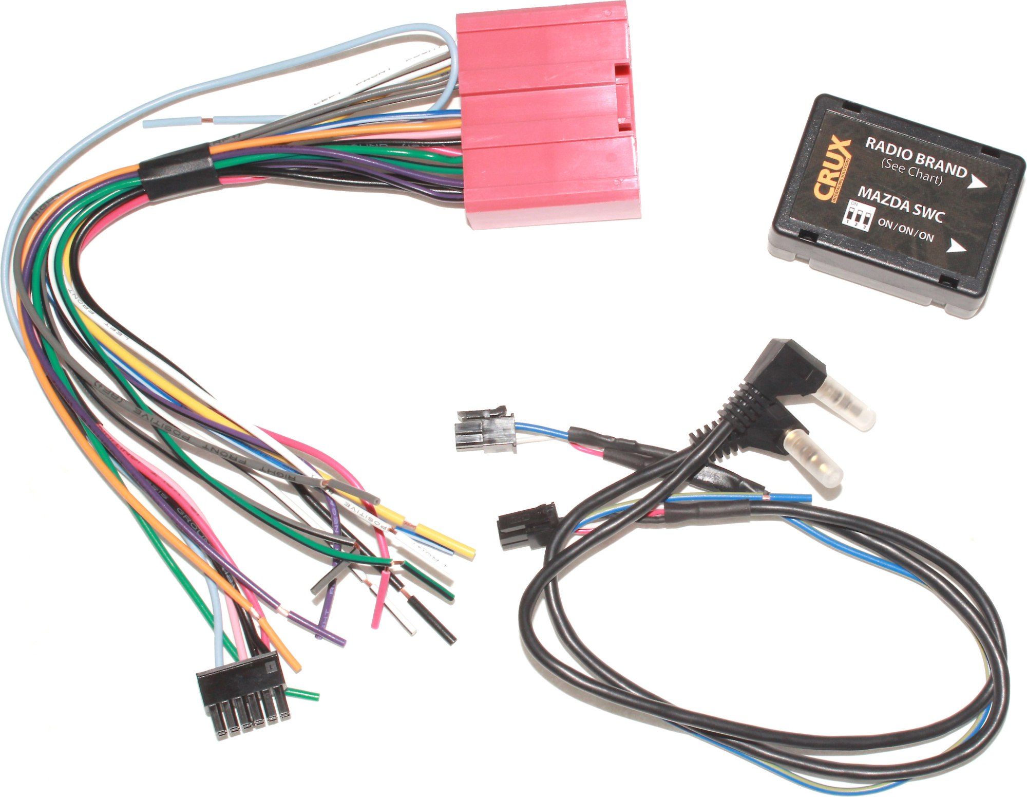 hight resolution of crux swrmz 64c wiring interface connect a new car stereo and retain wiring diagram with the dealer mode wires labelled
