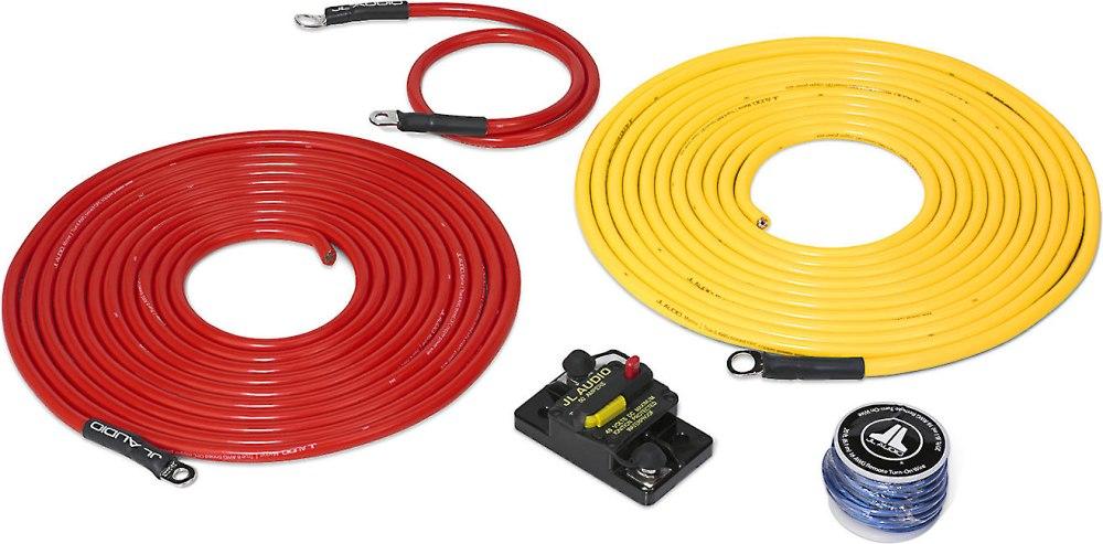 medium resolution of jl audio marine amp wiring kit 20 feet 6 gauge amplifier wiring kit with 50 amp circuit breaker at crutchfield