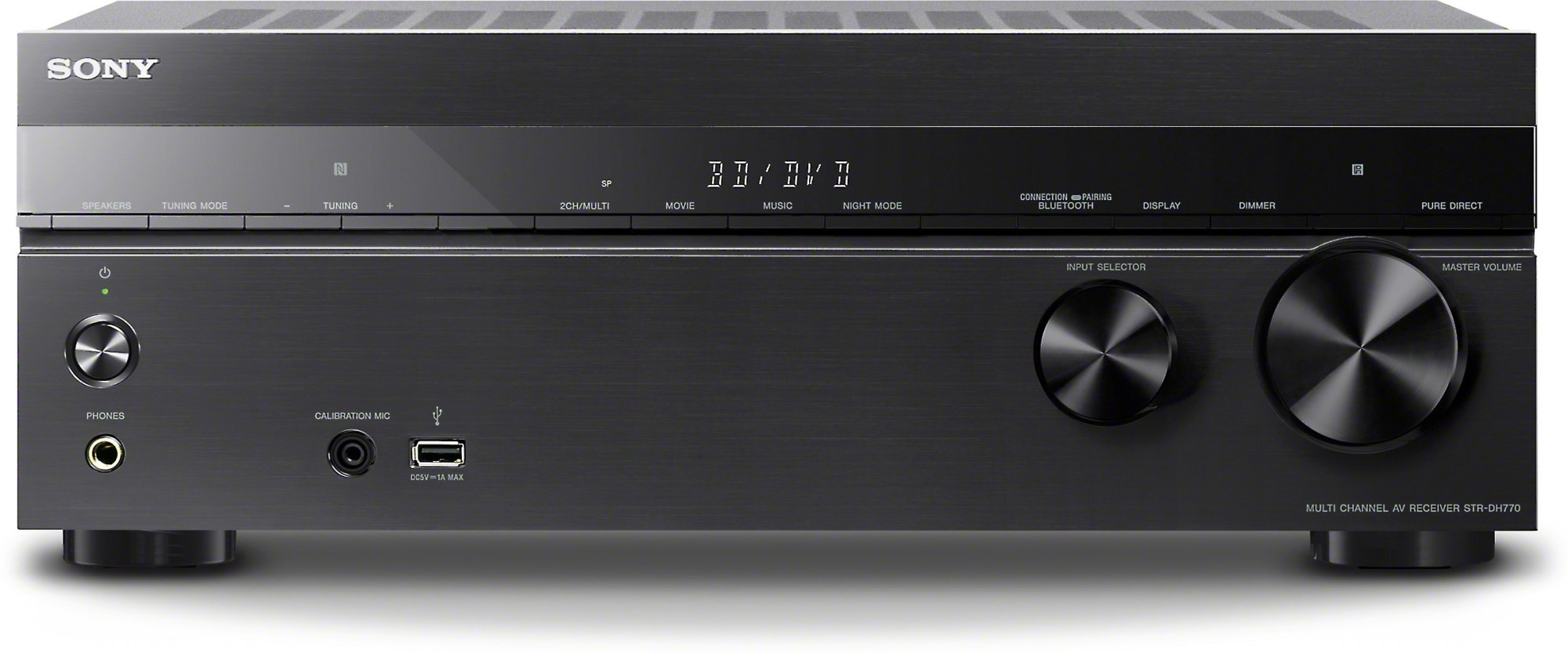 hight resolution of sony str dh770 7 2 channel home theater receiver with bluetooth at crutchfield com