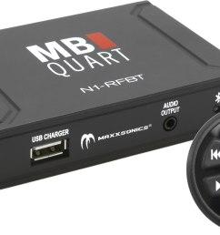 mb quart n1 rfbt bluetooth enabled marine preamp controller at crutchfield com [ 4413 x 2506 Pixel ]