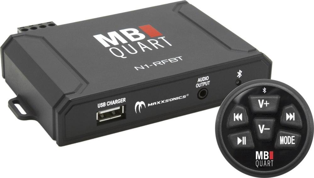 medium resolution of mb quart n1 rfbt bluetooth enabled marine preamp controller at crutchfield com