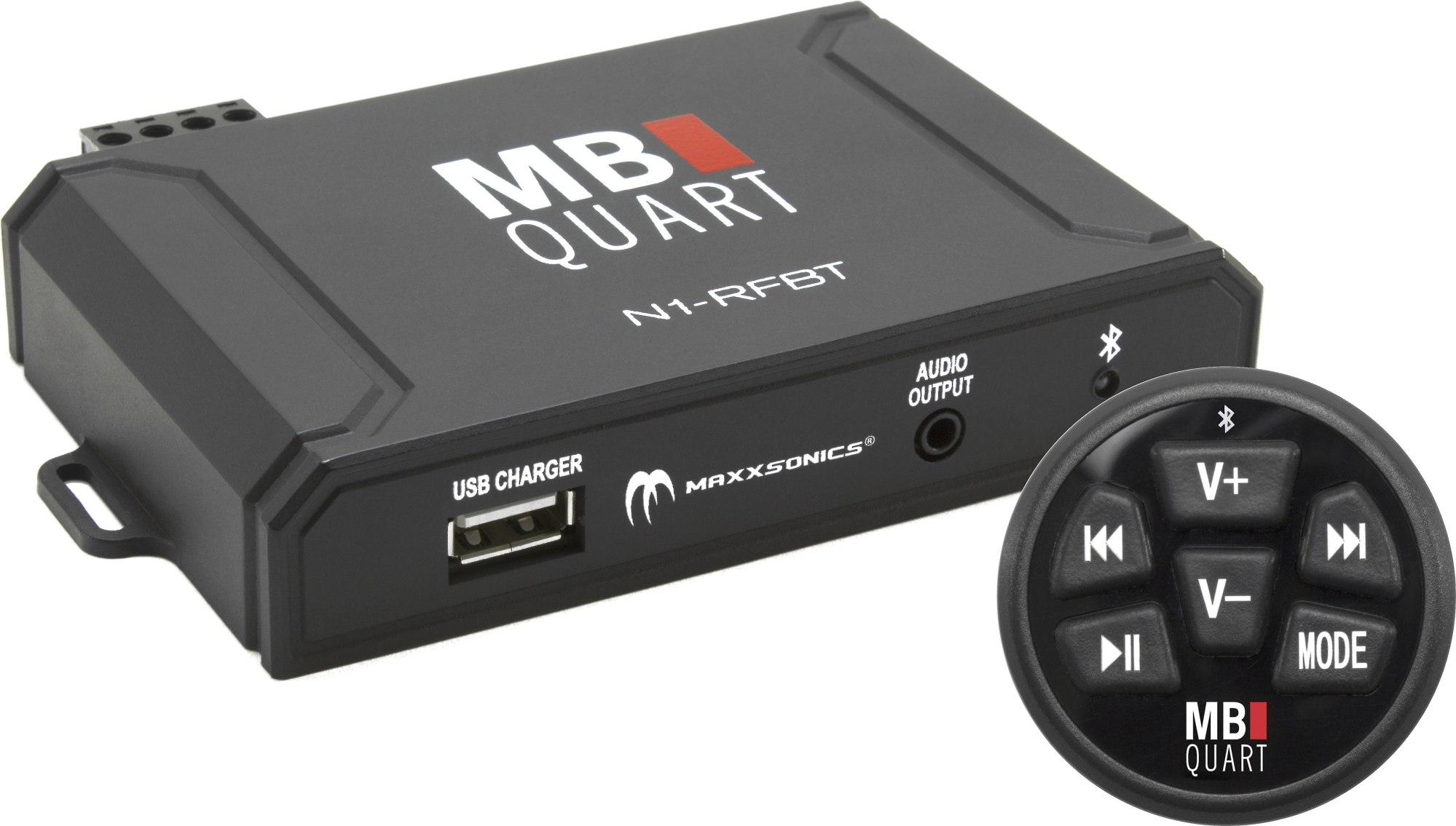 hight resolution of mb quart n1 rfbt bluetooth enabled marine preamp controller at crutchfield com